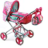Bayer Chic 2000 587 79 - Kombi-Puppenwagen Bambina, Prinzessin Lillifee