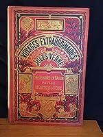 Voyages extraordinaires par jules Verne - Cinq semaines en ballon / Voyages au centre de la terre - Collection HETZEL 1924 de JULES VERNE