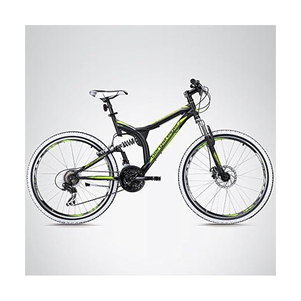Mountainbike Pheonix von Bergsteiger | Schaltwerk Shop