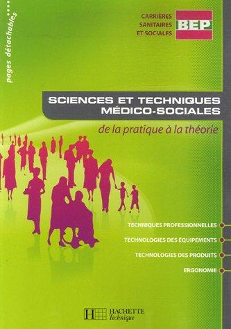 Sciences et techniques médico-sociales : De la pratique à la théorie