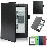 "Theoutlettablet® Funda ebook Bq Cervantes 4 6"" / Cervantes 3 6"" - Protección para Libro electrónico - Color Negro"
