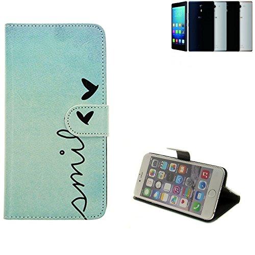 360-funda-smartphone-para-haier-voyage-v5-smile-wallet-case-flip-cover-caja-bolsa-caso-monedero-book