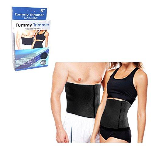 Tummy Trimmer Taille & Bauch Gürtel, 20,3cm L