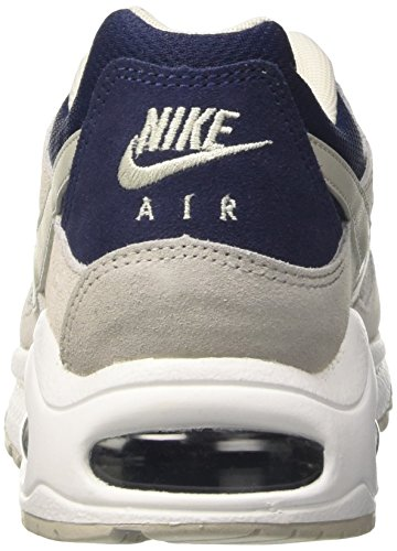 Nike Damen Women's Nike Air Max Command Shoe Turnschuhe Beige (Lt Bone/pale Grey/midnight Navy/white)