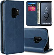 XQ SailorTech for Samsung Galaxy Wallet Leather Case with Card Slots (S/Note)