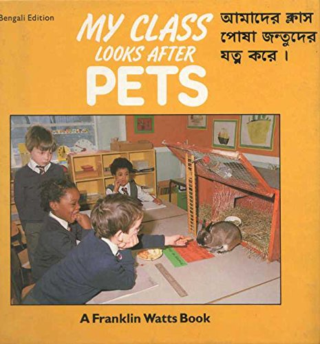My Class: Looks After Pets