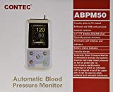 Contec Ambulatory Blood Pressure Monitor (White)