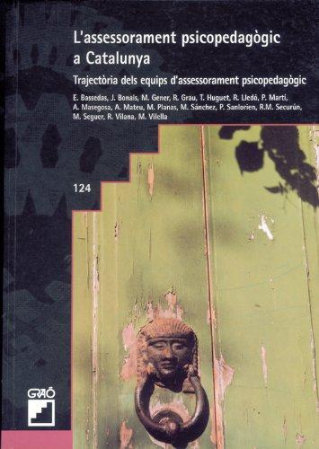 L'assessorament psicopedagògic a Catalunya: 124