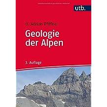Geologie der Alpen