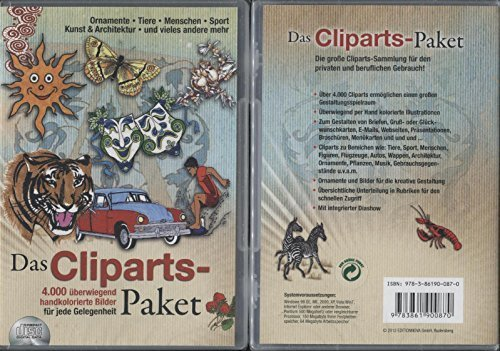 Das Cliparts-Paket