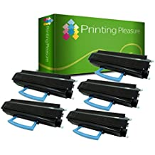 Compatible Cartucho de tóner para Dell 2330 2330D 2330DN 2350 2350D 2350DN - Negro, Alta Capacidad (6.000 Páginas)