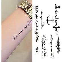 Tattoo Handgelenk Suchergebnis Auf Amazonde Für