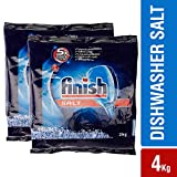 Best Dishwasher Rinse Aids - Finish Dishwasher Salt - 2 kg Review