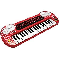 Teclado Piano Electrónico - CLAUDIO REIG Minnie 5252