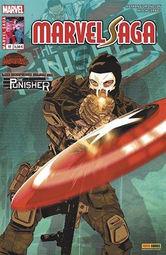 Marvel saga v2 12 : Punisher last days