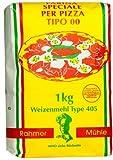 Pizzamehl - Farina Speciale per Pizza - 6 x 1000 g