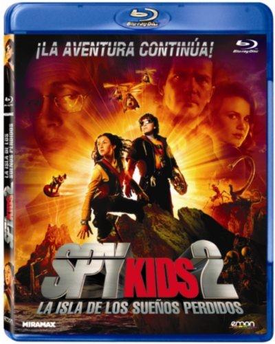 Spy Kids 2: The Island of Lost Dreams [Blu-ray]