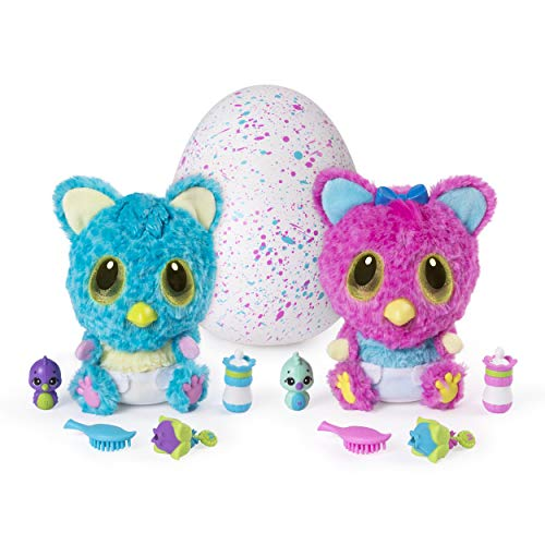 Hatchimals - 6044072 - Peluche interactive...
