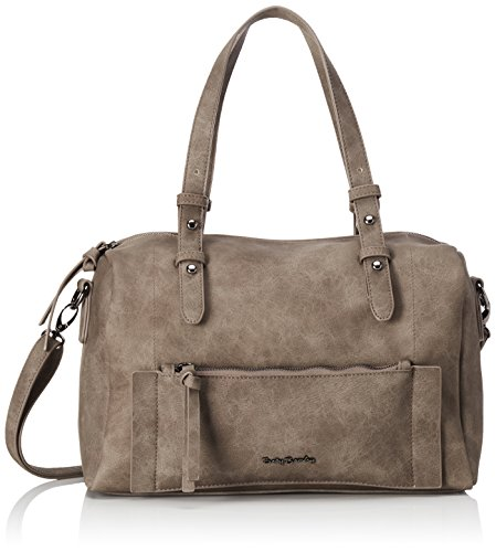 Betty Barclay - Zip Bag, cartella Donna Beige (Light Beige)