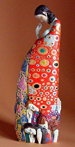 Parastone Klimt-Estatua-Esperanza II-Mujer