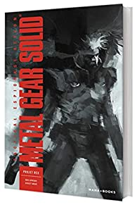 Metal Gear Solid version comics arrive