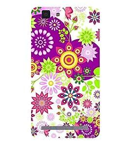 For vivo X5Max :: vivo X5Max+ :: vivo X5Max Plus seamless floral pattern ( seamless floral pattern, butterflies, flower, floral background, pattern ) Printed Designer Back Case Cover By FashionCops