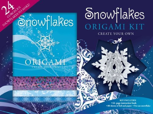 Snowflakes Origami (Gift Box Series) by Hinkler Books PTY Ltd (2013-12-06) (Snowflake Origami)