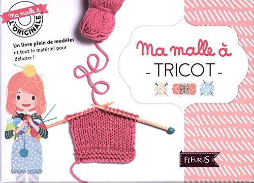 Tricot : Avec 3 pelotes de laine, 1 paire d'aiguilles à tricoter en bois, 1 aiguille à laine, 4 boutons pour embellir tes créations