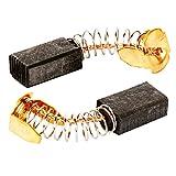 sourcingmap® Paire 13mmx8mmx5mm Partie de réparation de brosses à charbon pour moteur électrique générique