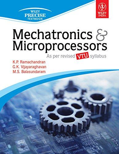 Mechatronics & Microprocessors, (As per revised syllabus of VTU) (WIND)