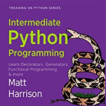 Intermediate Python: Treading on Python, Book 2