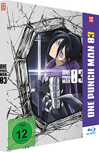 One Punch Man – Vol. 3 Episoden 9-12 [Blu-ray]
