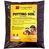 Cocogarden Organic Potting Soil Mix for Plants, 4.5 kg