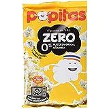 Popitas - Palomitas Zero Para Microondas Nacional. Bolsa 70 g - [Pack de 20]