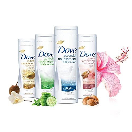 Dove Essential Nourishment body lotion 3