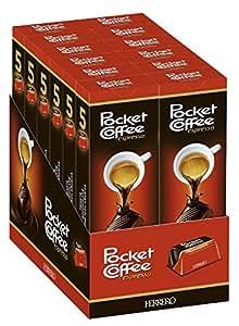 pocket coffee 12er pack 12 x 5 st ck packung amazon. Black Bedroom Furniture Sets. Home Design Ideas