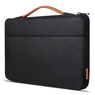 c16bb9d07583a Inateck 14 Zoll Stoßfestes Laptop Tasche Hülle Wasserdicht Notebook Sleeve  Case Schutzhülle Kompatibel 15 Zoll MacBook