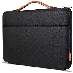 [13-13,3 Pouces] Inateck Housse Ordinateur Portable Serviette PC Portable Antichoc et Résistant à l'Éclaboussure Sacoche 13 Pouces