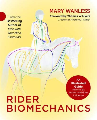 Rider Biomechanics: An Illustrated Guide: How to Sit Better and Gain Influence por Mary Wanless