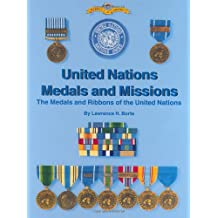 United Nations Medals and Missions