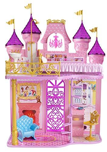 Mattel X9379 - Disney Princess Schloss (Disney Princess Sofa)