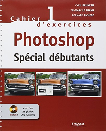 photoshop-spcial-dbutants-cahier-dexercices-1-1cdrom