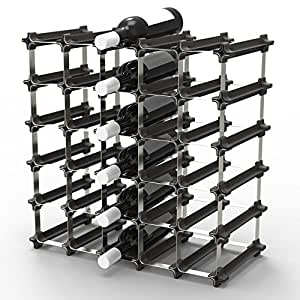 Nook weinregal 25er medium kit modulares regalsystem f r - Modulares kochen ...