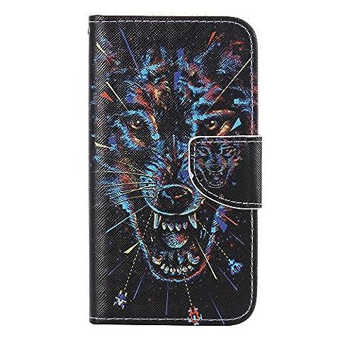 Jepson Samsung Galaxy S6 / G9200 (5.1 pouces) coque , PU Cuir Portefeuille Etui Housse Case Cover , carte de crédit Fentes pour , L'utilisation de la technologie de pointe , idéal pour protéger votre téléphone ,