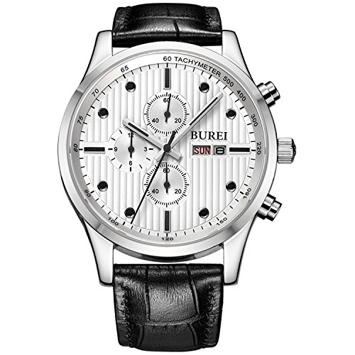 burei-herren-armbanduhr-chronograph-herrenuhr-leder-schwarz-bm-7001-01a