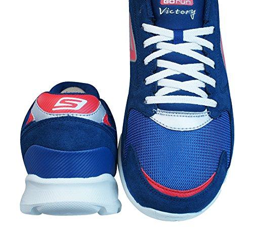 Skechers Go Run Sonic Victory Hommes Chaussures de course Navy