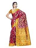Mimosa Women Kanchipuram Art Silk Saree ...