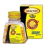 SeaCod Cod Liver Oil - 200 Capsules