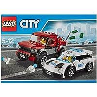 LEGO City Police 60128 - Inseguimento della