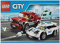 LEGO CITY INSEGUIMENTO DELLA POLIZIA 60128